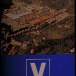 Copertina brochure storica Vaccari